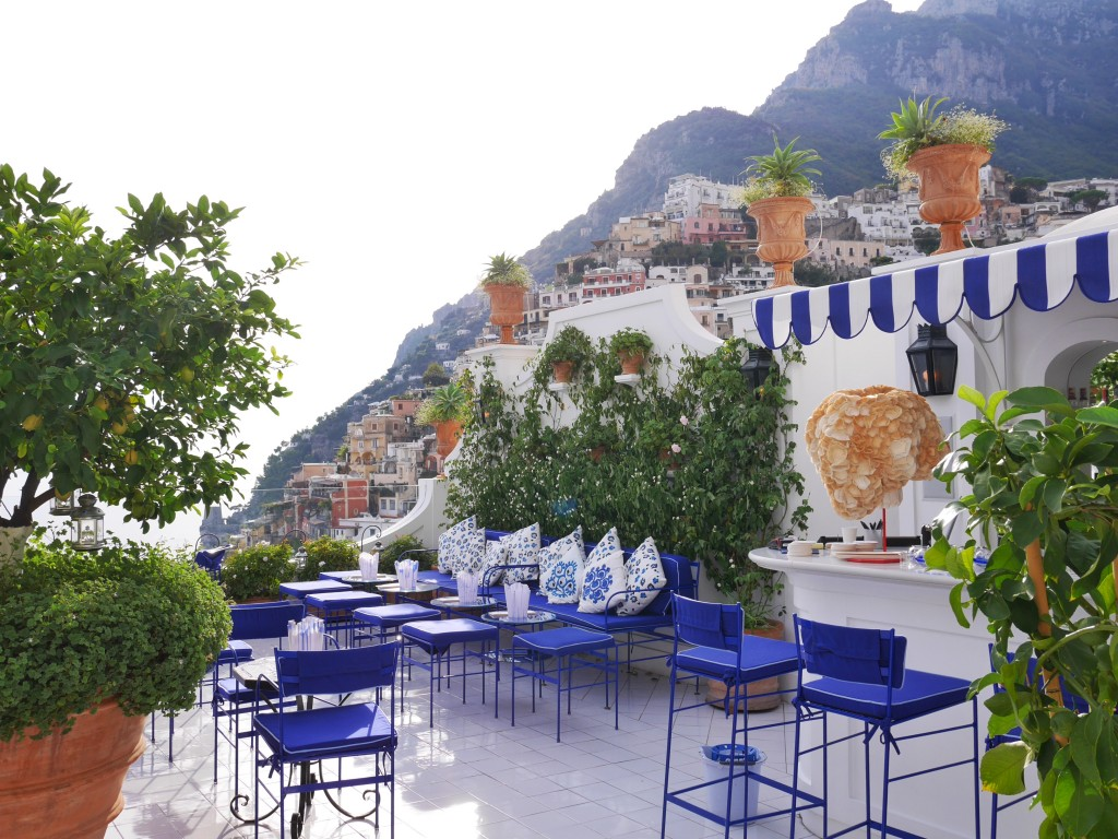 Franco's Bar Positano